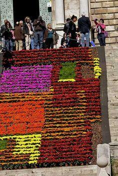 Girona  Temps de Flors,  Catalonia