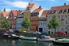Christianshavn, Copenhagen, The Channel