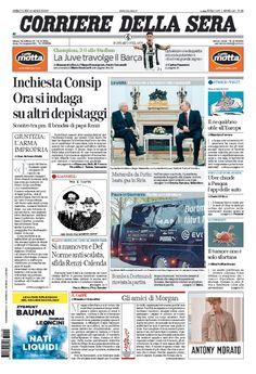 Corriere della Sera // 12/04/2017 //
