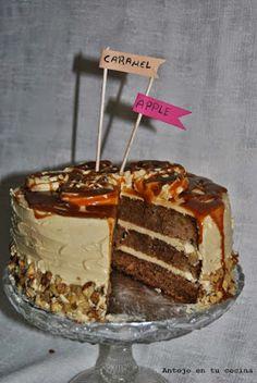 5 tartas de cumpleaños - 5 birthday cakes