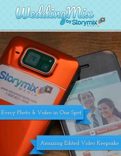 WeddingMix by Storymix Media is a fun and affordable alternative to traditional wedding photography and videography. If you're looking for awkwardly staged pictures or a two hour snoozer video that...