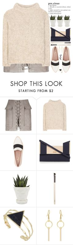 """""""one day you will need someone like air and someone will be like the air you need"""" by exco ❤ liked on Polyvore featuring Tom Ford, Kate Spade, Lipsy, Chive, Chantecaille, clean, organized and rosegal"""