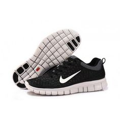 sports shoes e9fef e0ced Mens Nike Free 6.0 Shoes Black White Nike Shoes Usa, Running Shoes Nike,  Black