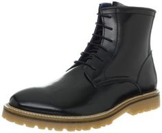 Kenneth Cole REACTION Men's Tail Spin BO Boot Kenneth Cole REACTION. $148.00. Rubber sole. 100% Leather. Made in China