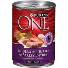 Wholesome Turkey / Barley Wet Dog Food (13-oz, case of 12) ~~~ You can continue to the product at the image link. (This is an affiliate link and I receive a commission for the sales)