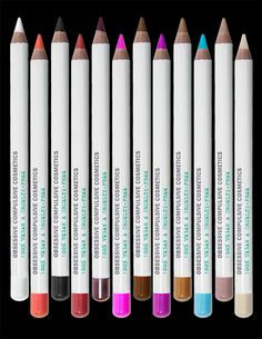 Obsessive Compulsive Cosmetics Cosmetic Colour Pencils Launching in February