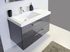 Floating vanity maybe needs more bench space