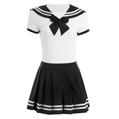 Girls Kids Childrens Pleated School Uniform Half Elasticated Waist Skirt •
