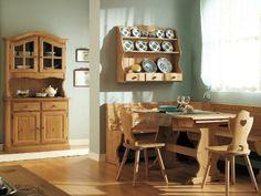 www.mobilificiomaieron.it - 0433775330. soggiorno rustico completo ... - Soggiorno Lilla 2