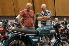 New Zealand Motorcycle Show Image