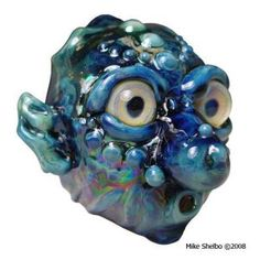Glass Alchemy - Aquatic Carnival  www.mountainglass.com