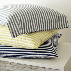Stripe Sheet Set   west elm