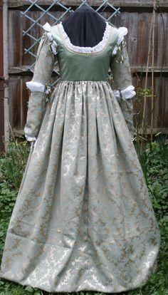 Italian Renaissance Juliet Dress 16th Jahrhundert