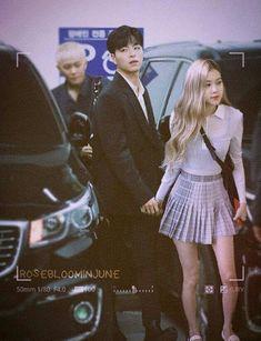 Even though the edit look kinda unreal I still love it Flower Road, Winner Ikon, Kpop Couples, Hanbin, Paper Hearts, Jaehyun, Teen Wolf, The Twenties, Fangirl
