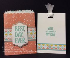 Stampin' Up! Best Day Ever for What Will You Stamp? Challenge Blog, www.stampinginferno.blogspot.com