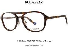 Pull&Bear PBG1766 C2 Demi Amber Eyewear, Amber, Cat, Glasses, Eyeglasses, Eyeglasses, Cat Breeds, Sunglasses, Eye Glasses