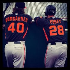 The boys are back! Behind the Scenes at SF Giants Spring Training   7x7#/0#/0