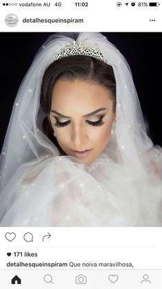 Make / tiara coroa / wedding