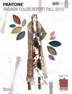 Colores Pantone Otoño-Invierno 2015/16