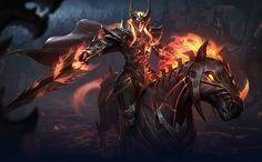 Leomord Inferno Soul by makinig on DeviantArt Black Phone Wallpaper, Hero Wallpaper, Legend Drawing, Mobile Legend Wallpaper, The Legend Of Heroes, Mobile Legends, Paladin, League Of Legends, Game Art