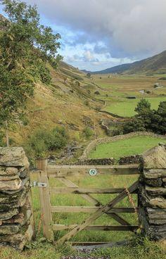 Ogwen Valley, Gwynedd, Wales
