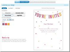 Create Invitations Free Online Invitation Templates Maker Wedding