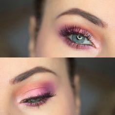Orange, Pink and Purple - Colorful Morphe Makeup | Ela Lis Make-Up
