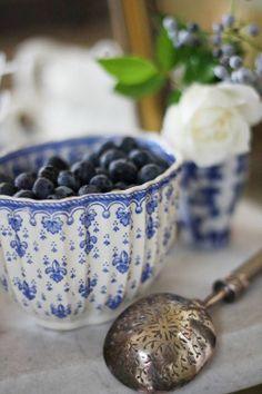 #Inspiración en #Azul para tu #Boda #EvaBrazzi