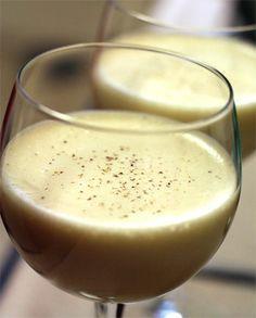 Zabaione de vinho do Porto | 15 receitas de comidas alcoólicas para quem curte um goró