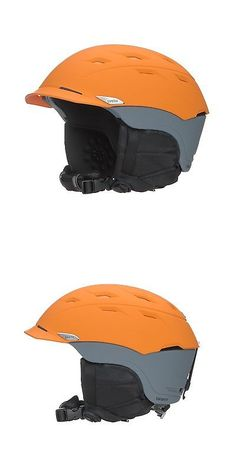 Protective Gear 36260: Smith Optics Variance Adult Ski Snowmobile Helmet - Matte Solar Charcoal La... -> BUY IT NOW ONLY: $144.9 on eBay!