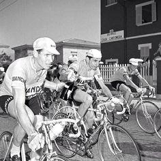 Fernando Brandolini, Fausto Coppi. giroditalia 1958