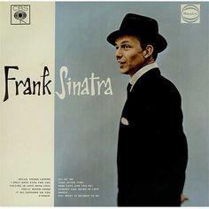 Frank Sinatra Frank Sinatra UK vinyl LP album (LP record) (