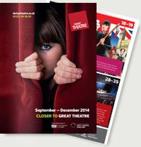 Why not go and watch a play? Survival Guide, Uni, Derby, Theatre, Play, Watch, Survival Guide Book, Clock, Theatres