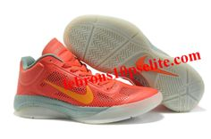 8ff1f3e716398 Nike Zoom Hyperfuse Low 2010 Red/Team Orange/Grey Nike Kd Shoes, Discount