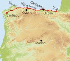 Camino del Norte - Wandern auf dem nördlichen Jakobsweg
