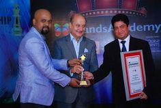 Ashif Shah and Mr.Vivek Pathak, Directors, Nips School of Hotel Management Dhirubhai Ambani, Ratan Tata, Excellence Award, Entrepreneurship, Awards, Management, School