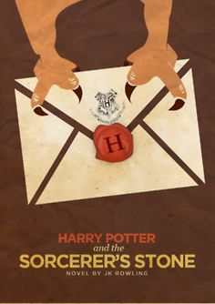 Alternate book covers Harry Potter and the philosophers stone