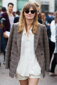(via The Shiny Squirrel: Love this Look) www.fashionfortheforecast.com #style #inspiration #whattowear #london #weather #forecast #fashionforecast