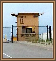 Amazon checkpoint!