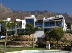Luxury Townhouses in Marbella