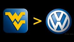 West Virginia University researchers prove that..... #WVU > #VW