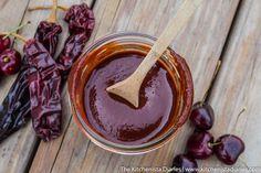 The Kitchenista Diaries: Cherry Guajillo BBQ Sauce