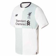 Liverpool Udebanetrøje17-18 Kort ærmer Liverpool 2017 967313c6d67bb