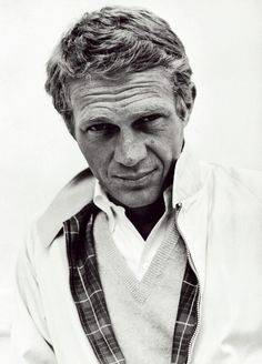 Steve McQueen Harrington Jacket Style Picture 800x1113 The King of Cool: Steve McQueens Classic Style