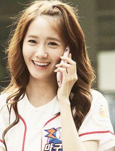 Yoona SNSD Girls' Generation Cute Hairstyle