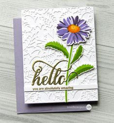 Layering Ink Swatches & Tips Video by Jennifer McGuire Ink Jennifer Mcguire Ink, D Flowers, Making Greeting Cards, Making Cards, Altenew Cards, Beautiful Handmade Cards, Card Tags, Card Kit, Heartfelt Creations