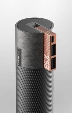 "foxyou-too: ""https://www.designideas.pics/double-e-portable-battery/ """