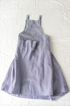 YarmoBIB Apron DRESS - Other Brand,ONE-PIECE - Veritecoeur(ヴェリテクール)
