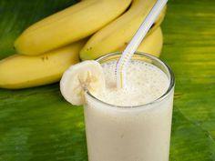 poista jätettä suolistosta banaanismoothien avulla