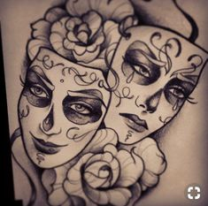 pattern tattoos with meaning tattoo tattoo Theater Muster T Chicano Tattoos, Lettrage Chicano, Chicano Drawings, Kunst Tattoos, Neue Tattoos, Tattoos Skull, Body Art Tattoos, Tattoo Drawings, Sleeve Tattoos